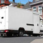 Logistik Auslieferung per Paketdienst